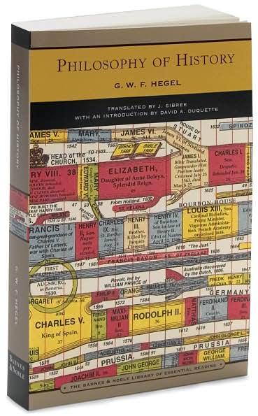 12491125+HEGEL+-+Philosophy+of+History+(Barnes+&+Noble+Library+of+Essential+Reading).jpg (369×595)